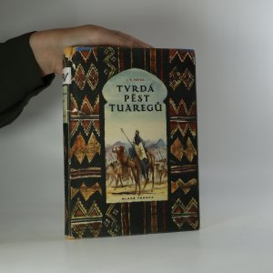 náhled knihy - Tvrdá pěst Tuaregů