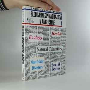 náhled knihy - Sledujeme zpravodajství v angličtině. 1. díl.