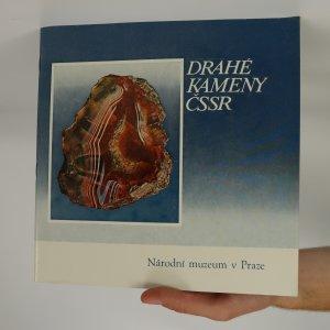 náhled knihy - Drahé kameny ČSSR