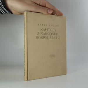 náhled knihy - Vybrané kapitoly z národního hospodářství