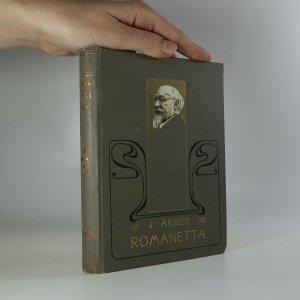 náhled knihy - Romanetta. IX. svazek. Ukřižovaná. Akrobati.