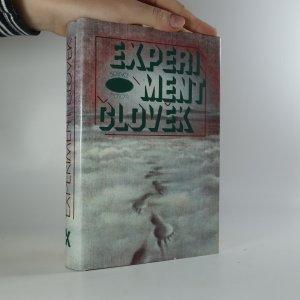 náhled knihy - Experiment člověk