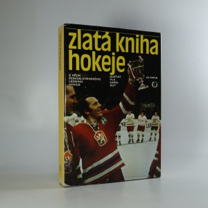 náhled knihy - Zlatá kniha hokeje