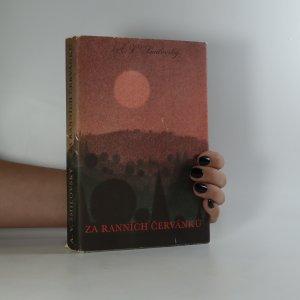 náhled knihy - Za ranních červánků a jiné prózy