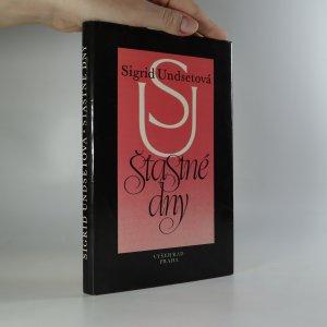 náhled knihy - Šťastné dny