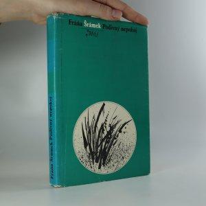 náhled knihy - Podivný nepokoj