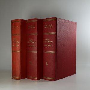 náhled knihy - Dějiny Čech a Moravy nové doby (3 svazky, 3. svazek nedokončen, viz foto)