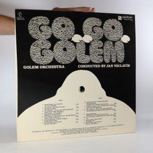 antikvární kniha Golem Orchestra: Go-Go Golem