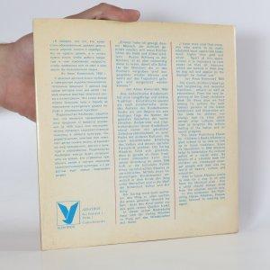 antikvární kniha České lidové písně