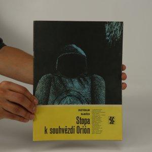 náhled knihy - Stopa k souhvězdí Orión