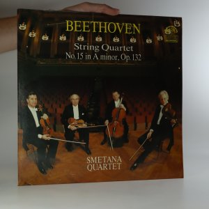 náhled knihy - Beethoven: String Quartet No. 15 in A minor, Op. 132