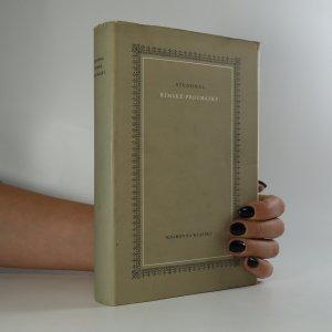 náhled knihy - Římské procházky