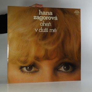 náhled knihy - Hana Zagorová: Oheň v duši mé