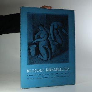 náhled knihy - Rudolf Kremlička
