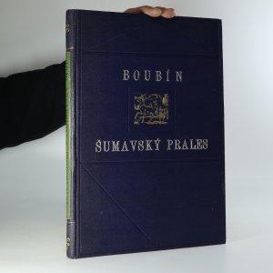 náhled knihy - Boubín. Šumavský prales
