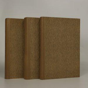 náhled knihy - Kritický měsíčník. Ročníky šest, sedm, osm. (3 svazky)