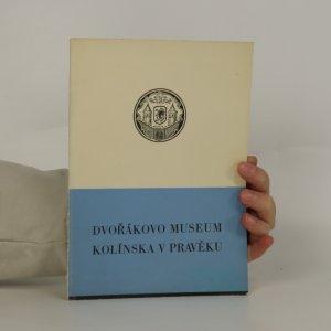náhled knihy - Dvořákovo museum Kolínska v pravěku