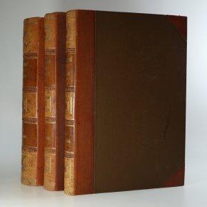 náhled knihy - Dějiny umění národa českého I. Doba románská (ve 3 svazcích)