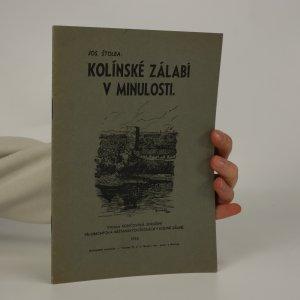 náhled knihy - Kolínské Zálabí v minulosti