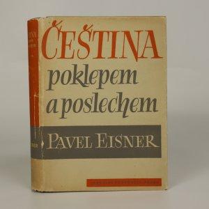 náhled knihy - Čeština poklepem a poslechem
