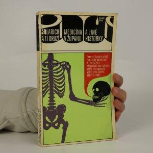 náhled knihy - Medicína v županu a jiné historky