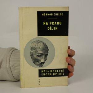 náhled knihy - Na prahu dějin