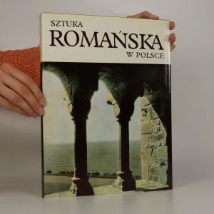náhled knihy - Sztuka románska w polsce. (Románské umění v Polsku)