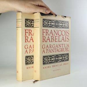 náhled knihy - Gargantua a Pantagruel (5 dílů ve dvou svazcích)