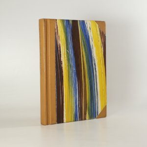 náhled knihy - Modrá a zlatá