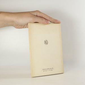 antikvární kniha Oblak poslem lásky, 1954