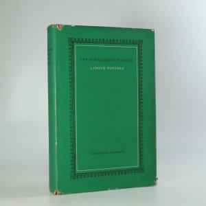 náhled knihy - Lidové povídky