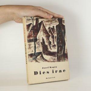 náhled knihy - Dies irae