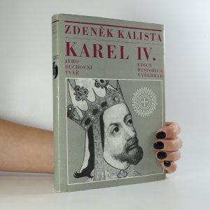 náhled knihy - Karel IV. Jeho duchovní tvář