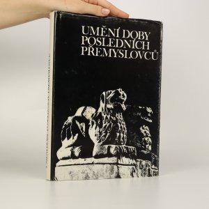 náhled knihy - Umění doby posledních Přemyslovců