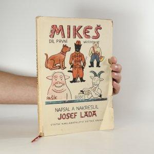 náhled knihy - Mikeš. Díl první.