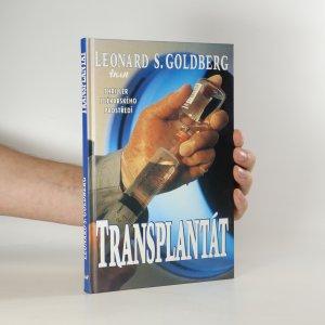 náhled knihy - Transplantát