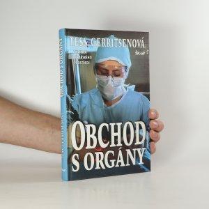 náhled knihy - Obchod s orgány