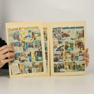 antikvární kniha Rychlé šípy. III. díl souborného vydání., 1971