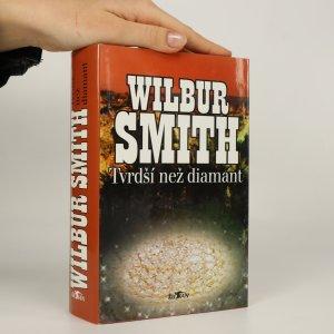 náhled knihy - Sága rodu Ballantyneů. 2. díl. Tvrdší než diamant.