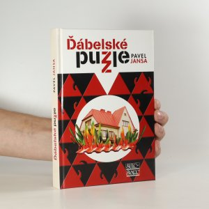 náhled knihy - Ďábelské puzzle