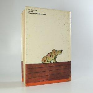 antikvární kniha Těžký život záškoláka, 1975