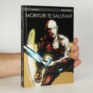 náhled knihy - Morituri te salutant