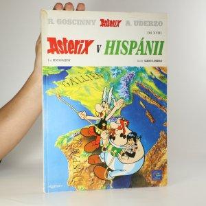 náhled knihy - Asterix. Díl XVIII. Asterix v Hispánii
