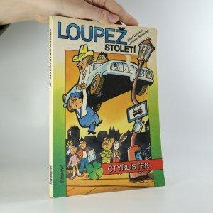 náhled knihy - Čtyřlístek. Cirkus Pepi. Loupež století.