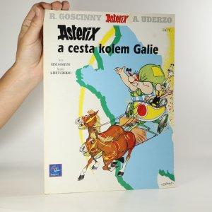 náhled knihy - Asterix. Díl V. Asterix a cesta kolem Galie
