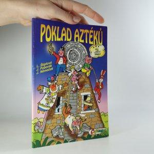 náhled knihy - Čtyřlístek. Poklad aztéků.