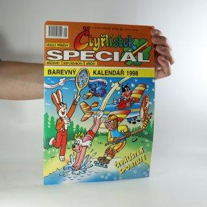 náhled knihy - Čtyřlístek Speciál. 8/1997. (1 sešit)