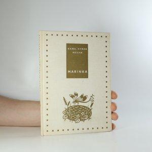 náhled knihy - Marinka