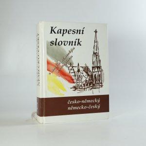 náhled knihy - Kapesní česko-německý a německo-český slovník s novým německým pravopisem