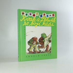 náhled knihy - Kvak a Žbluňk se bojí rádi : Pro začínající čtenáře